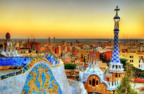 Oh my Gaudí (3/4)