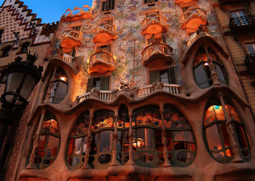 Oh my Gaudí (4/4)