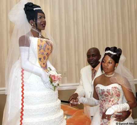 Wedding cakes (3/3)