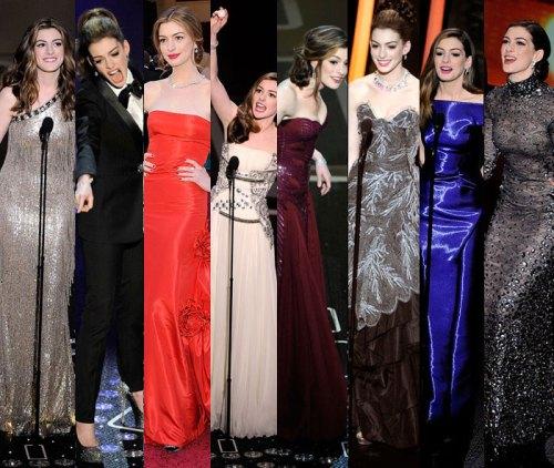 Anne Hathaway Oscar Award: DIYdilettante