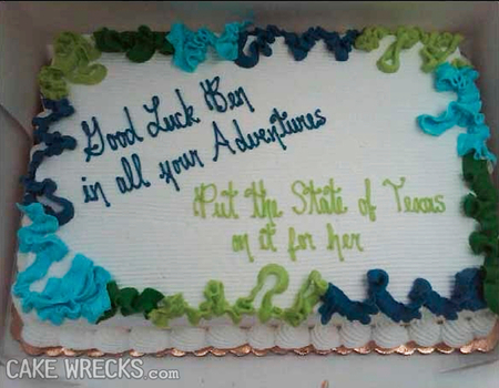 Fine Cake Wrecks Diydilettante Personalised Birthday Cards Paralily Jamesorg