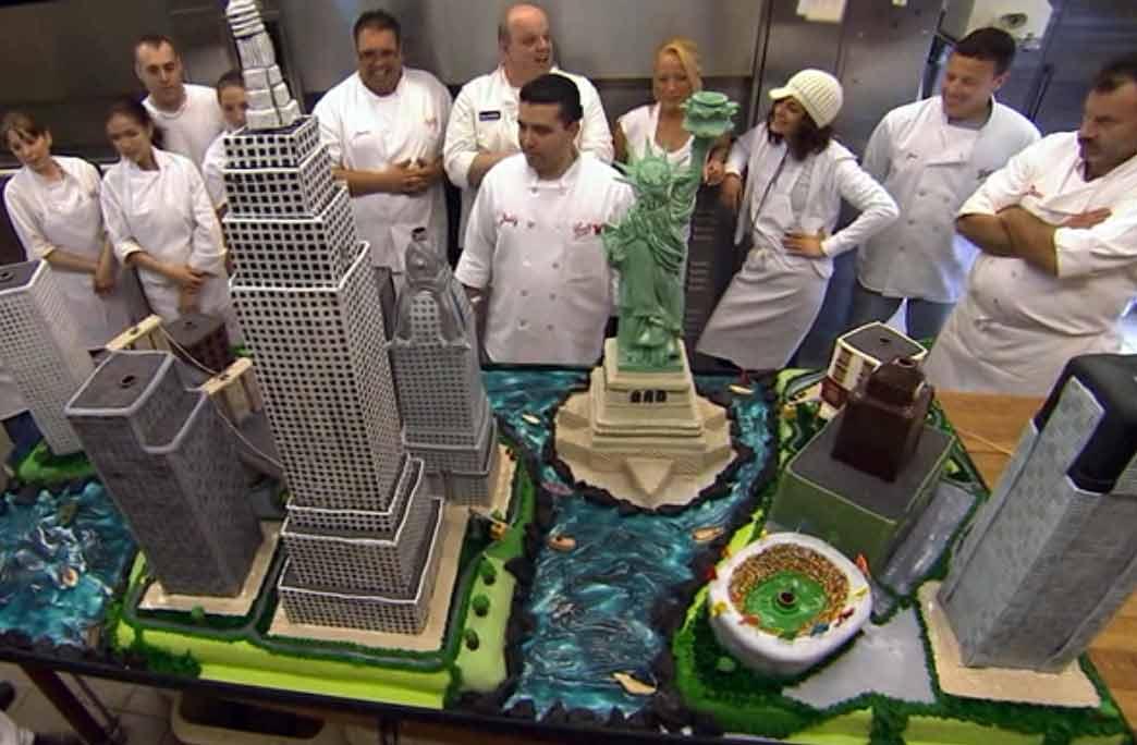 Amazing Wedding Cakes Episodes