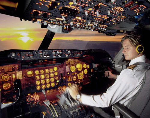 How to be a pilot « DIYdilettante