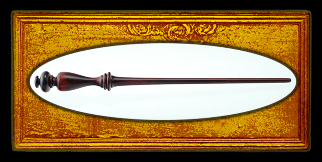 Harry potter diydilettante for Elder wand spells