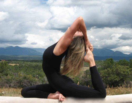 yoga pigeon pose