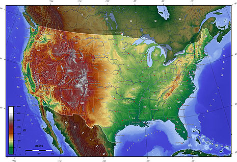 The United Maps of America  DIYdilettante