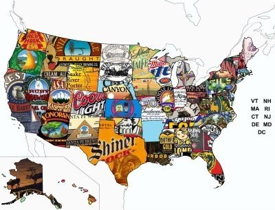 The United Maps Of America DIYdilettante - Maps of us mcdonals locations